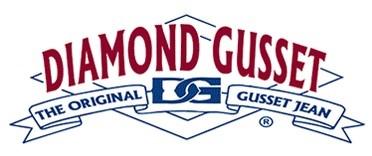 Diamond Gusset Jeans Co