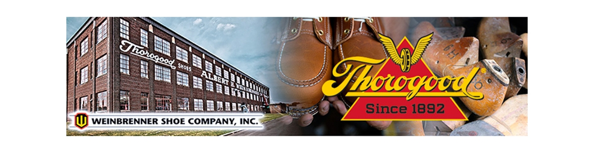 43cc2b6552b4 Purchase American Union Made Weinbrenner Thorogood Boots and Shoes online  from ALL USA Clothing. ALL USA Clothing carries the entire line of ...