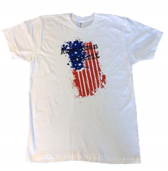 9b849e984c American Spirit American Flag T-Shirt