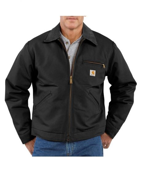 Carhartt Uj01 Usa Union Made Men S Duck Detroit Coat All Usa