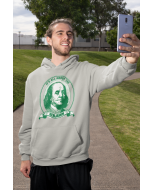 America's National Parks All About the Benjamins National Memorial Sweatshirt