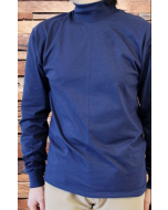 Camber 706 Finest Mock Turtleneck Long Sleeve Shirt - Made in USA