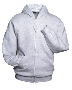 Union Line 10190 Full Zip Hooded Sweatshirt