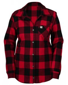 American Made Ladies Premium Flannel Shirt
