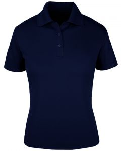 Polyester Ottoman Ladies' Polo Shirt - Made in USA