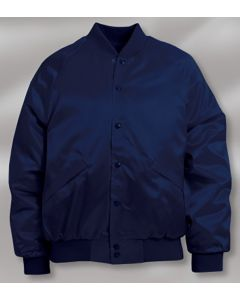 King Louie 1470 Solid Satin Quilt Lined Jacket  - Made in USA