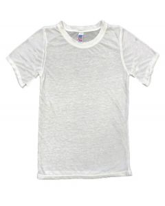 Unisex Burnout Wash Tee