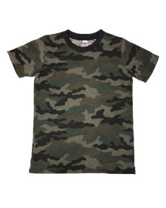 Youth Camo Tee - Made in USA