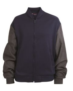King Louie 1760 Stewart Double-Knit Fleece Jacket