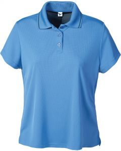Women's Eco-Friendly Bamboo Polo  - Made in USA