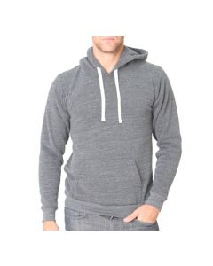 Unisex Triblend Fleece Pullover Hoody - Made in USA