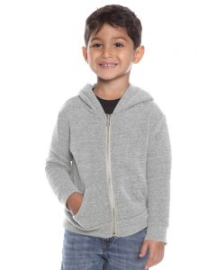 Toddler Triblend Fleece Zip Hoody