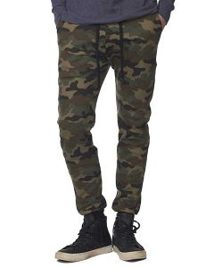 Camo Fleece Jogger Pant - Made in USA