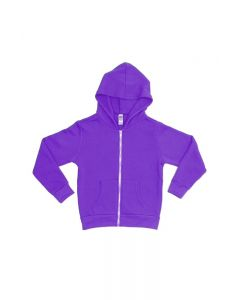 Youth Fashion Fleece Zip Hoody