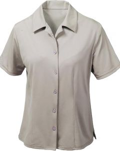 Ladies' Moisture Dry Camp Shirt