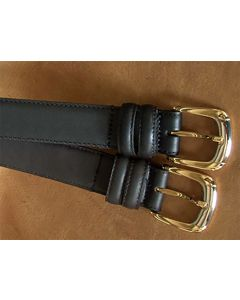 ALL USA Clothing Leather Dress Belt