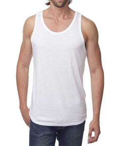 Unisex RA5058 Fine Jersey Tank Top - Made in USA