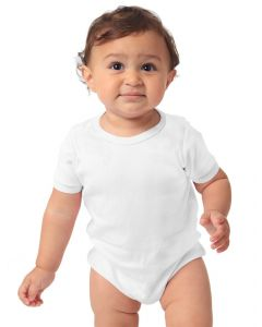 Organic Infant Interlock One Piece