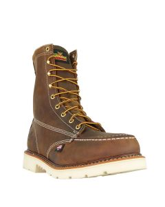 Thorogood 804-4378 8″ Trail Crazyhorse Safety Toe Boot