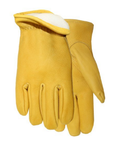 Men's Insulated Leather Glove