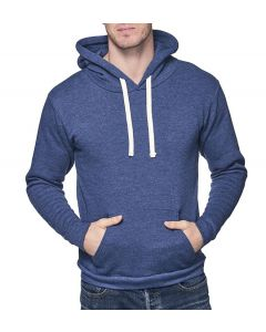Unisex Organic RPET French Terry Pullover Hoody -  Made in USA