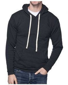 Unisex Organic RPET Fleece Pullover Hoody - Made in USA