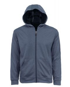 Men's Full Zip Hooded Jacket