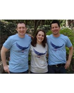ALL USA Clothing Eagle T-Shirt Made in America