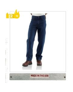 Carhartt UFRB100 Men's Flame-Resistant Relaxed Fit Jean