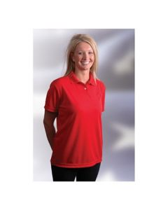 King Louie W1120 Performer Ladies Moisture Management Shirt  - Made in USA