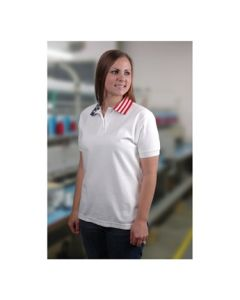King Louie Freedom USA Ladies Patriotic Sport Shirt