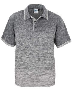 Men's Ombre Polo Shirt