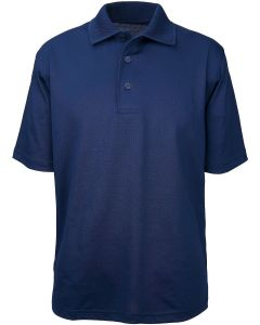Men's Moisture Dry Polo - Made in USA