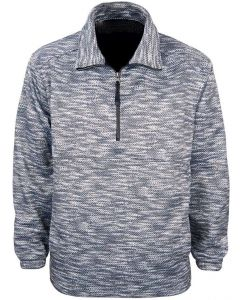 Men's 1/4 Zip Pullover - Made in USA