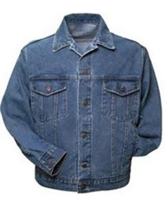ALL USA Clothing Denim Jacket - Made in USA
