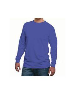 Bayside 6100 6.1oz Long Sleeve Tee Shirt