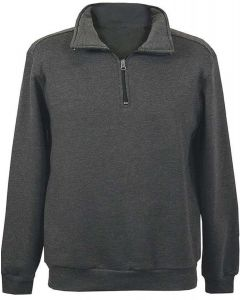 Men's Cotton/Poly Fleece Pullover