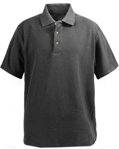 Cotton Pique Polo Shirt  - Made in USA