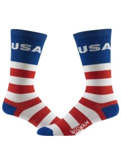 Wigwam F5402 Victory Crew Sock - Made in USA