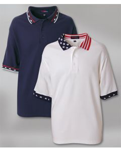 King Louie Freedom USA Patriotic Sport Shirt - Made in USA