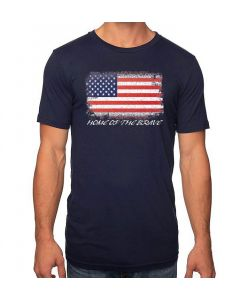 Home of The Brave Made in USA tee