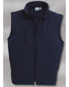 Ladies L3800 Maxfield Fleece Vest - Made in USA