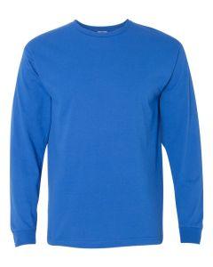 Bayside 5060 5.4oz Long Sleeve Tee Shirt
