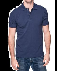 Unisex Organic Pique Polo Shirt