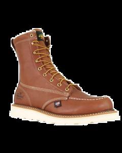 Thorogood 814-4201 American Heritage – 8″ Tobacco Moc Toe Boot – Maxwear Wedge