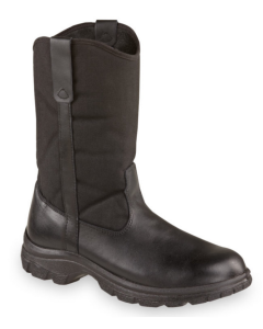 Thorogood 804-6111 Soft Streets Series – 10″ Safety Toe Pull-On Wellington Boot