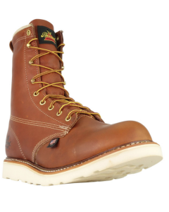 Thorogood 804-4208 American Heritage – 8″ Tobacco Safety Toe – Moc Toe Maxwear Wedge Boot