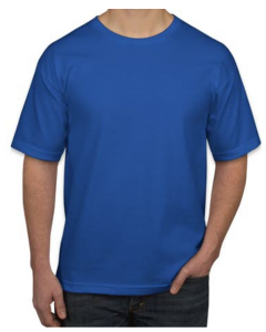 Bayside 5100 6.1oz Short Sleeve T-Shirt