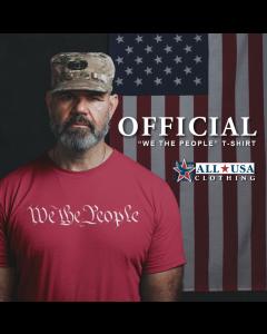 """We The People"" Tee Shirt"