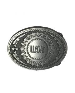 UAW Belt Buckle - Made in USA